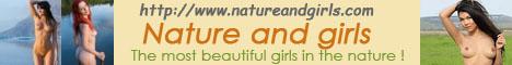 Nature and Girls : Les plus belles filles dans la nature